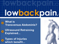 LowBackPain.com.au