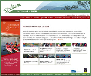 Rubicon Outdoor Education Centre