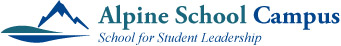 Alpine School Campus Logo