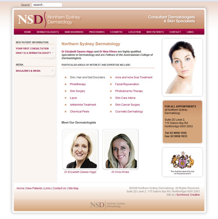 Northern Syndey Dermatology