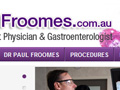 Dr Paul Froomes